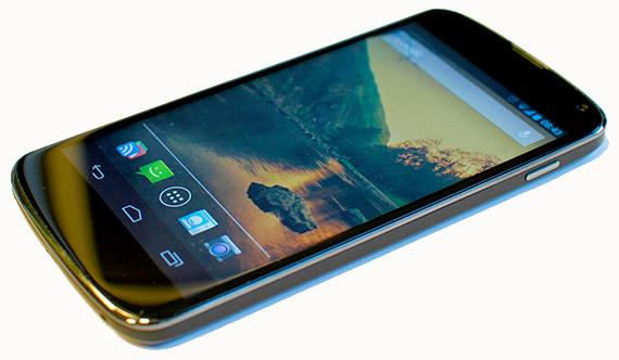 Nexus 4 phone