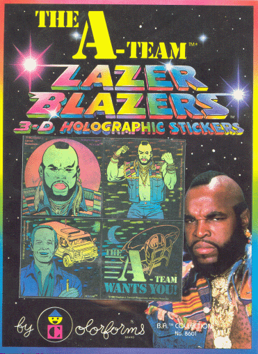 Lazer Blazer